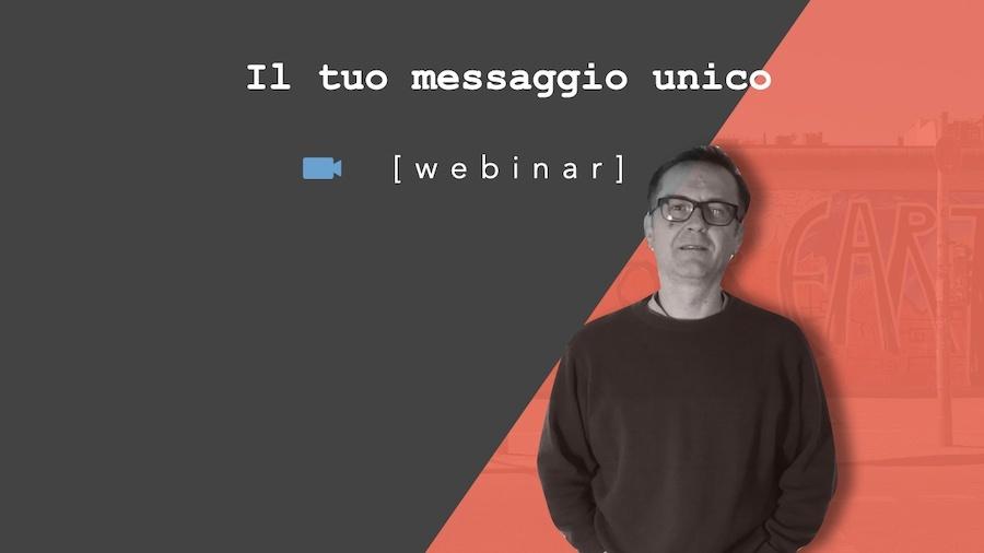 Il tuo messaggio unico per comunicare efficacemente i tuoi prodotti e servizi
