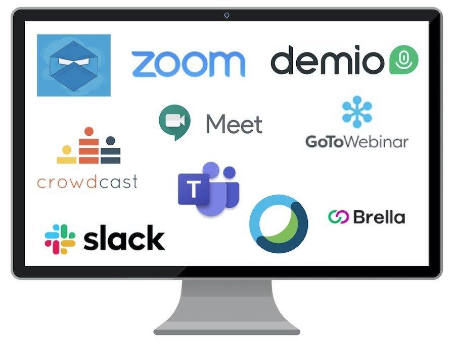 Piattaforme di meeting e webinar online