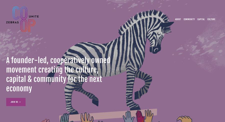 Il movimento zebras united promuove modelli aziendali fondati su principi che mirano a sviluppare economicamente le aziende ma creando benefici diffusi per clienti e collaboratori